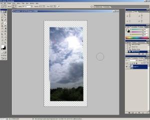 Panorama tutorial, image 6