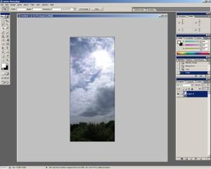 Panorama tutorial, image 7